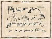 Pl. 18 - Catalogue d'armes Antoine Bertrand Liege 1885