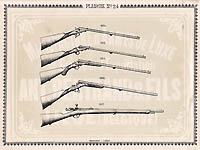 Pl. 24 - Catalogue d'armes Antoine Bertrand Liege 1885