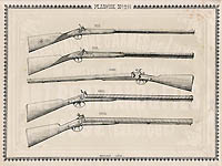 Pl. 28 - Catalogue d'armes Antoine Bertrand Liege 1885