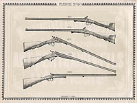 Pl. 40 - Catalogue d'armes Antoine Bertrand Liege 1885
