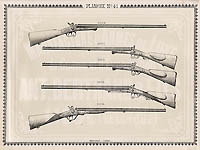 Pl. 41 - Catalogue d'armes Antoine Bertrand Liege 1885