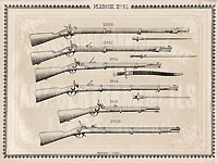 Pl. 51 - Catalogue d'armes Antoine Bertrand Liege 1885