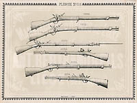 Pl. 55 - Catalogue d'armes Antoine Bertrand Liege 1885