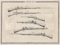 Pl. 57 - Catalogue d'armes Antoine Bertrand Liege 1885
