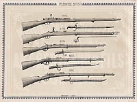 Pl. 58 - Catalogue d'armes Antoine Bertrand Liege 1885
