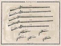 Pl. 65 - Catalogue d'armes Antoine Bertrand Liege 1885