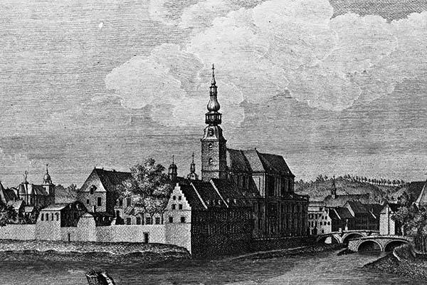 Collège des Jésuites Wallons en Ile à Liège
